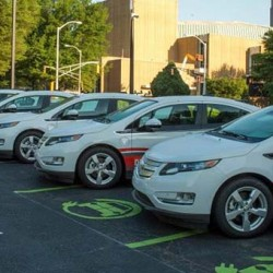 Georgia Power añade 32 Chevrolet Volt a su flota