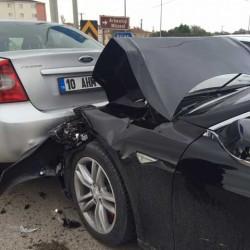 Estrenando el Tesla Model S P85D, y accidente a los tres días