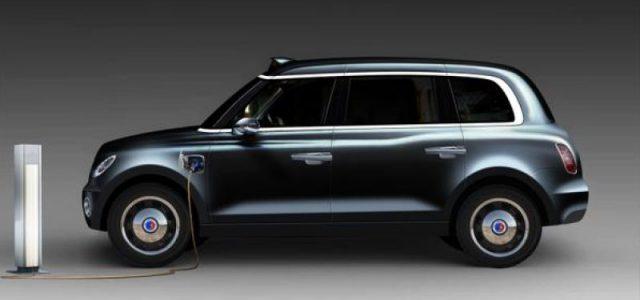 Los Black Cab de Londres serán híbridos enchufables en 2018