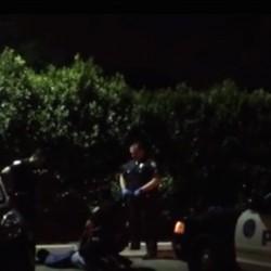 Si vas a recargar tu coche eléctrico de noche, ten cuidado con la policía