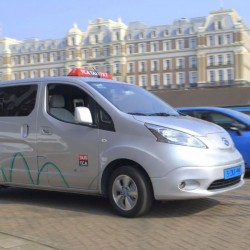 Amsterdam es la capital del mundo del taxi eléctrico