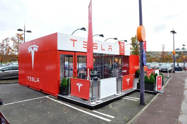 Tesla Bluewater 5