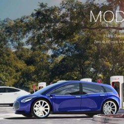 El Tesla Model III llegará con un acabado sedán, y otro tipo SUV