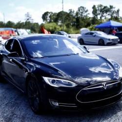 Más rápido todavía en el Tesla Model S P85D