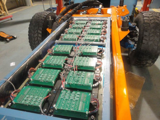 Zero-South-plug-in-electric-hummer-battery