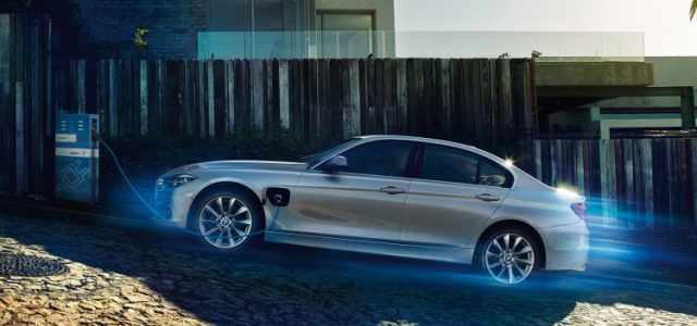 Este mes de septiembre se presentará el BMW Serie 3 eléctrico