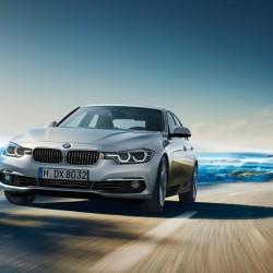 Primeras imágenes del BMW 330e