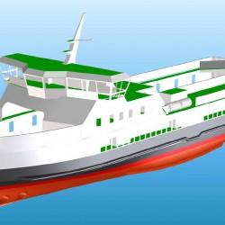 Europa prepara el mayor ferry eléctrico del mundo
