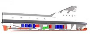 e-ferry bateries
