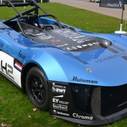 El Forze VI de pila de combustible, récord en Nurburgring
