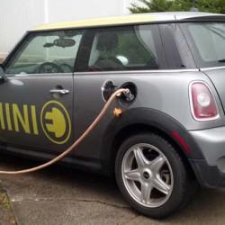 Mini-E eléctrico para 2019