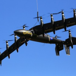 La NASA fabrica un avión eléctrico (Vídeo)