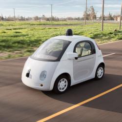 El coche autónomo de Google comenzará sus pruebas en las carretera este verano