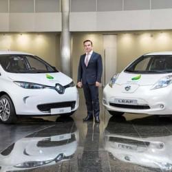 Los modelos eléctricos de Renault y Nissan serán los coches oficiales de la Conferencia sobre Cambio Climático