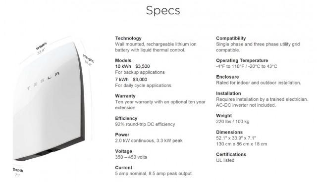 tesla-powerwall-specs
