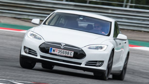 top gear test tesla model s