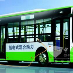 Las ventas de autobuses eléctricos en China se dispara. Los híbridos desaparecen del mercado