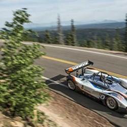 Rhys Millen, el primero en ganar Pikes Peak con un coche eléctrico