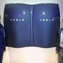 Tesla y Gaelectric llegan a un acuerdo para desarrollar un sistema de almacenamiento de 1MW de potencia