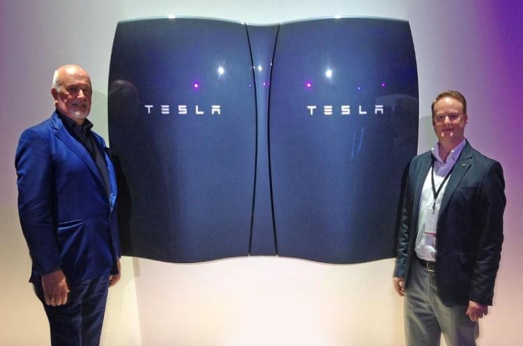 Tesla and Gaelectric to Introduce Tesla Battery Storage to Ireland