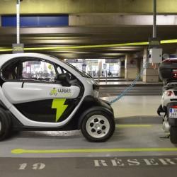 Wattmobile. Las estaciones de alquiler de vehículos eléctricos se extienden por Francia