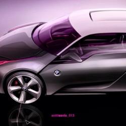 ¿ Veremos algún día un BMW i1 ?