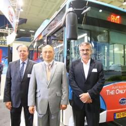 Sant Cugat del Vallés incorpora un autobús eléctrico de BYD