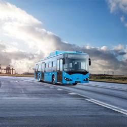 BYD entregará la mayor flota de autobuses eléctricos del mundo