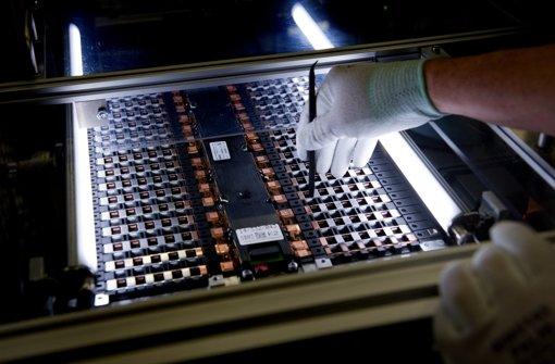 bateria para el hogar de Daimler