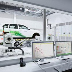 Siemens abre una nueva planta de sistemas de propulsión eléctrica