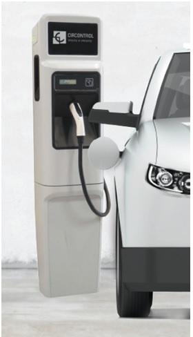 Circontrol, punto de recarga AC a 43 kW