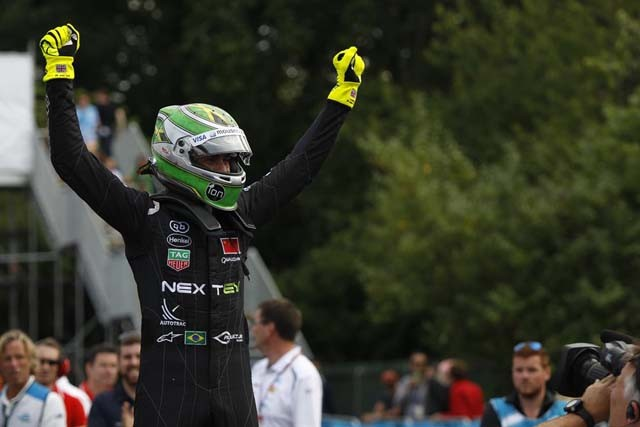 Nelson Piquet Jr Formula E