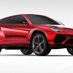 Lamborghini SUV híbrido para 2018
