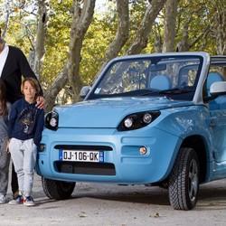 PSA y Bolloré llegan a un acuerdo para la fabricación de coches eléctricos