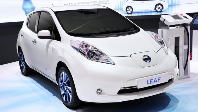 Nissan LEAF Acenta Limited Edition
