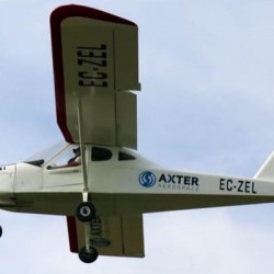 La Universidad de Madrid desarrolla un motor eléctrico para avionetas ligeras