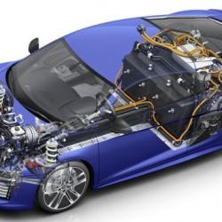 Audi R8 e-tron a fondo