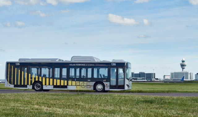 schiphol-electric-bus