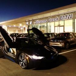 Abre el primer concesionario exclusivo de BMW i