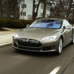Rally de Supercargadores de Tesla en Europa