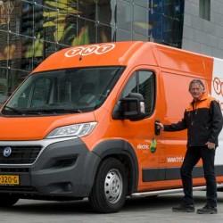BD Auto eDucato. Las furgonetas eléctricas toman las calles de Holanda