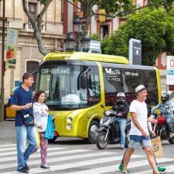Wolta. Un nuevo concepto de autobús eléctrico