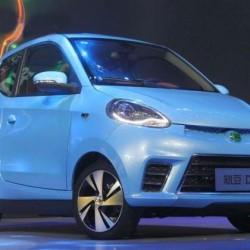 Zhi Dou D2 EV. Otro eléctrico para el mercado chino, y por apenas 7.000 euros