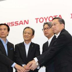 Los fabricantes japoneses se unen para subvencionar las estaciones de repostaje de hidrógeno