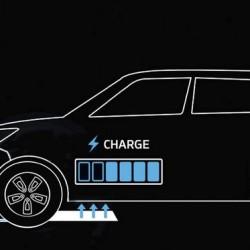Hyundai-KIA prueban el sistema de recarga rápida sin cables de hasta 22 kW