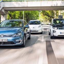 4 ciudades estadounidenses preparan un pedido masivo de 24.000 coches eléctricos
