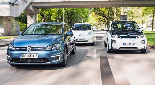 En 10 años se venderán más coches eléctricos que a gasolina en Reino Unido