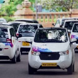 India quiere alcanzar un 100% de ventas de coches eléctricos para 2030