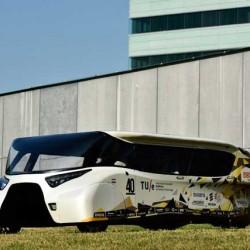 Stella Lux. El coche solar sigue su evolución