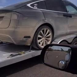 Dos nuevos vídeos nos dejan ver otra vez el Tesla Model X